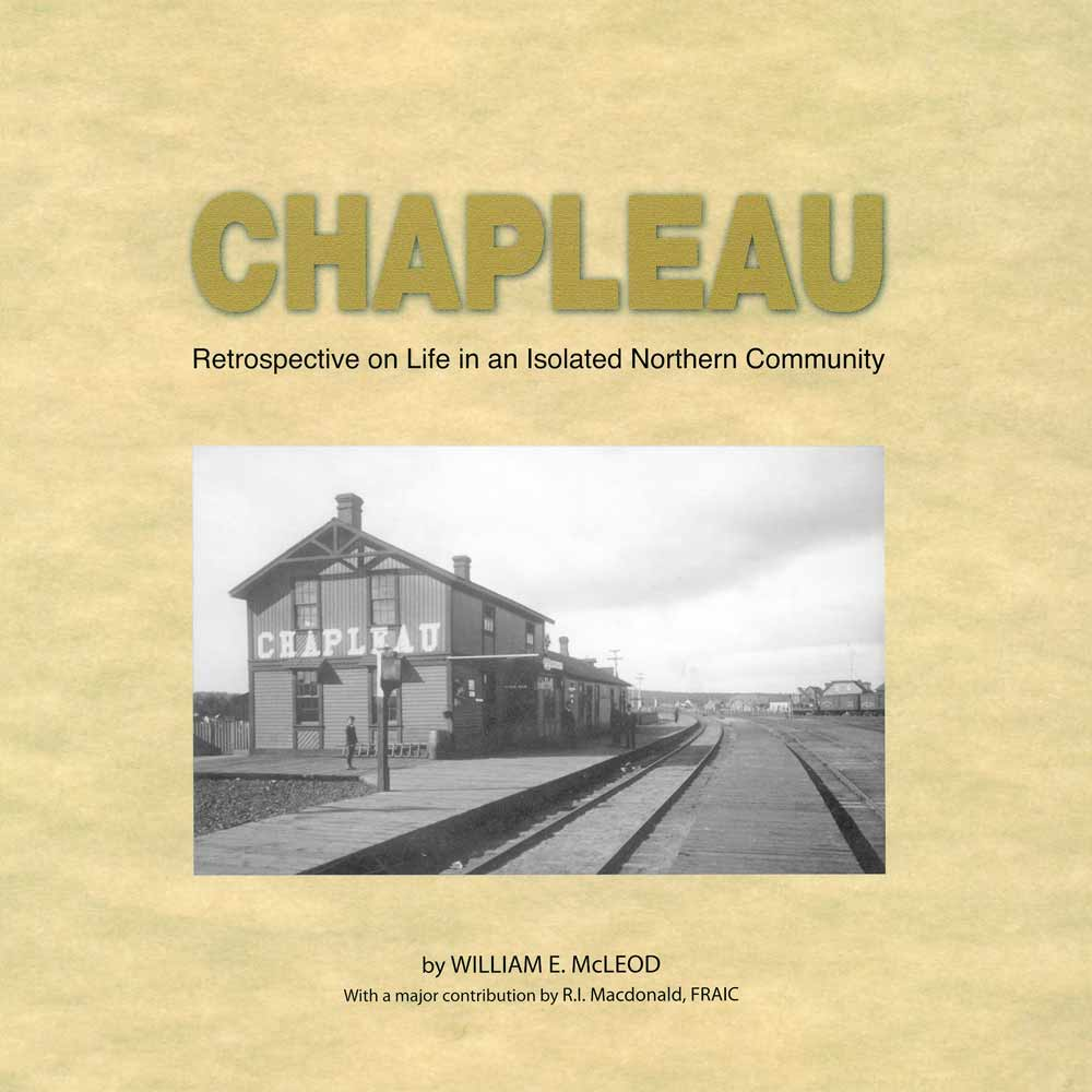 Chapleau Game Retrospective Book Cover